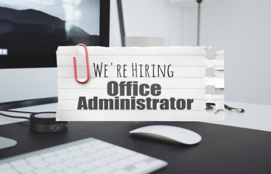 Office Administrator/Receptionist