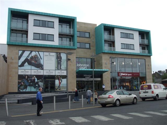 Johnston Court Shopping Centre