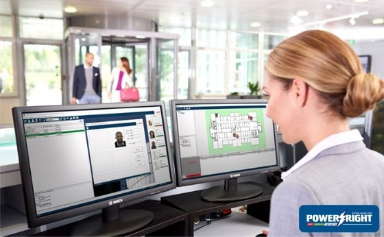 Commercial Access Control Solutions in Ireland