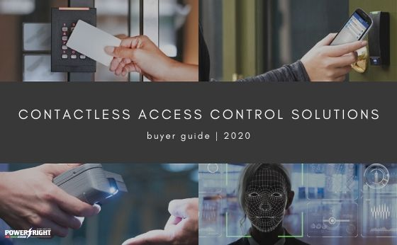 Contactless Access Control Solutions Buyer Guide 2020