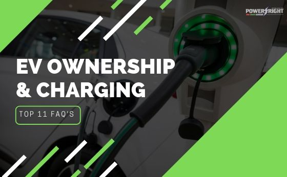Top 11 FAQ's of Electric Car Ownership and Charging in Ireland 2019
