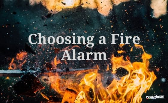 What Type of Fire Alarm to Install?