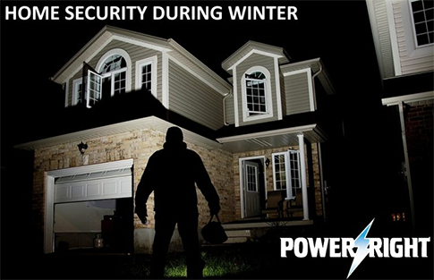 Seven Tips for Home Security During Winter