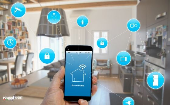 Implementing Security into Smart Home Environment