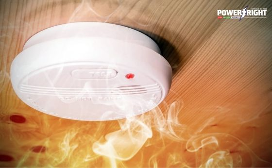 Smoke Detector vs. Fire Alarm System: What's the Difference?