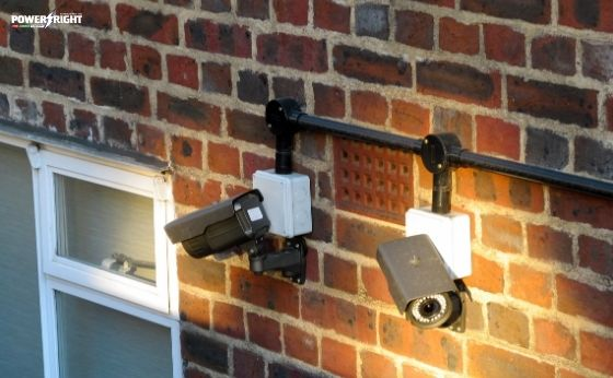 Where to Place Home CCTV Cameras?